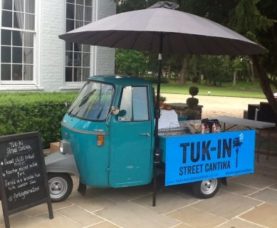 Hire our Tuk Tuk